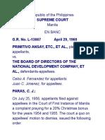 Ansay v. NDC