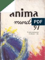 Catalogo Anima Mundi 1997