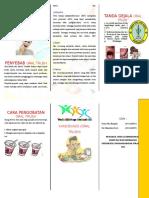 Leaflet Kandidia