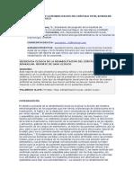 Secuencia Clínica de La Rehabilitacion Del Edéntulo Total Bimaxilar