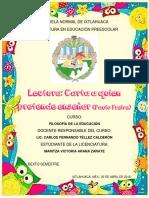 Cartas a Quien Pretende Enseñar ~ Paulo Freire