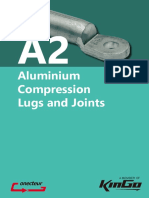 Aluminium Compression Lugs and Joints