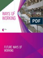 Future Way of Working