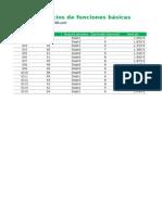Soluciones de Ejercicio de Excel Con Funciones3