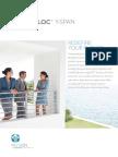 AgeLOC Y Span Product Brochure LTO Process