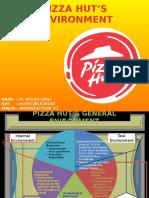 Pizza Hut Environment