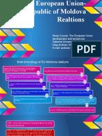 Moldova EU Relations