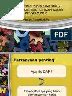 Implementasi DAP (Wulan).ppt