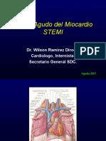 STEMI-2007 dr.jimenez
