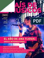 Revista Pais de Musicos Traslaviña Scd