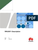 RRU3971 Huawei