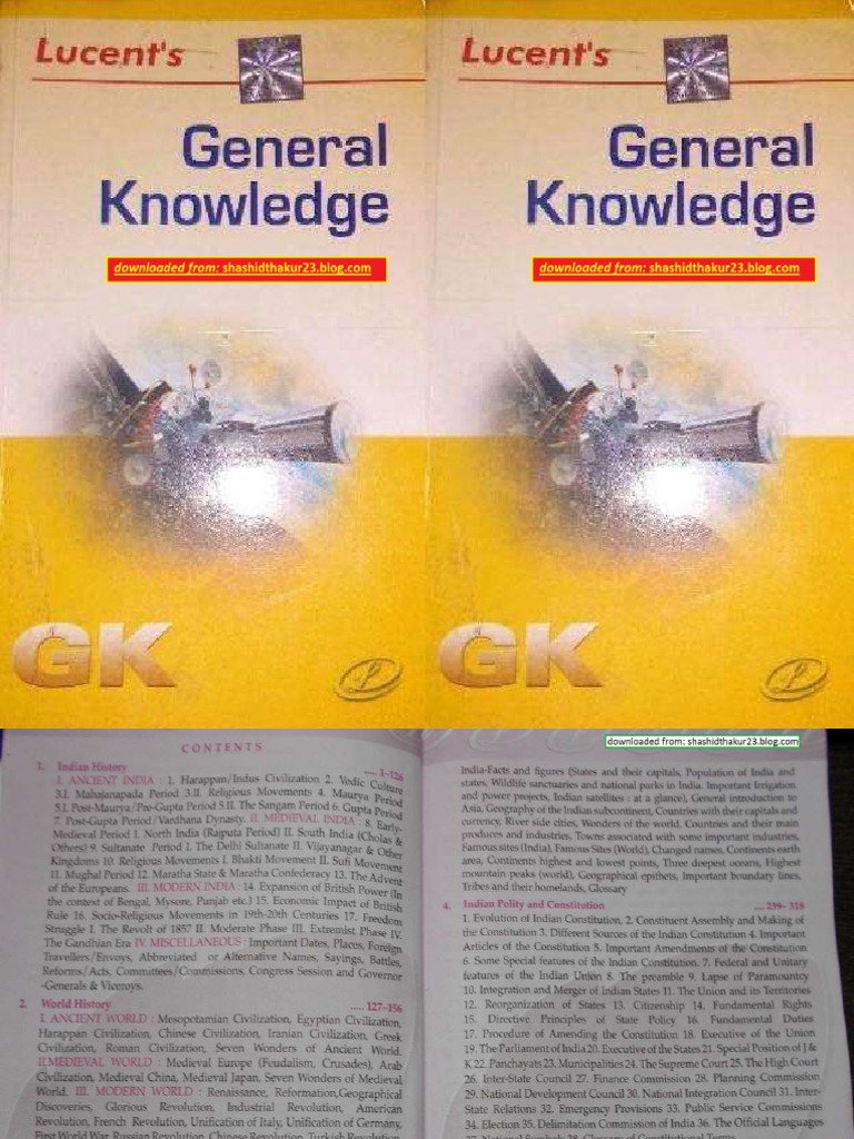 General full lucent knowledge ebook