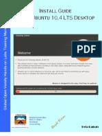 Install Guide Linux Ubuntu 10.04 LTS (Lucid Lynx) Desktop v1.0