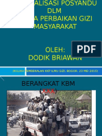 2015 Posyandu Dan Posbindu