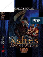 Demon - The Fallen - Trilogy of the Fallen - Book One - Ashes and Angel Wings