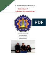 Praktikum 7 2A-D4 TE Praktikum Pengolahan Sinyal ( Amirah Nisrina, Hadian Ardiansyah, Kholid Bawafi)