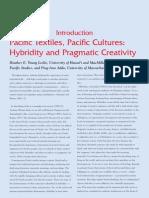 Pacific Textiles, Pacific Cultures