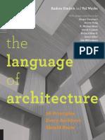 The Language Architecture