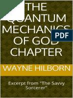 quantom mechanics of god