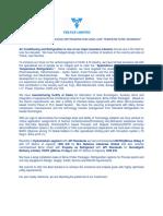 Voltas Profile in Process Refrigeration