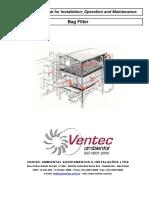 Technical Manual Bag Filter