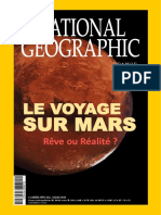 Le Voyage Sur Mars Rêve Ou Réalité par Fanny Berche