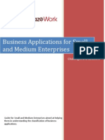 Business Applications for SMEs