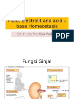 Fluid, Electrolit & Acid-base Homeostasis