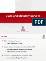 02 - Class and Statutory Surveys