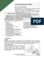 Programming CNC maschines