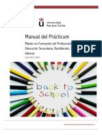 Manual Prácticas 2015-2016 CAMPUS