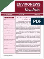 EnviroNews April 2016