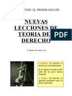 Resumen de Teoria Del Derecho