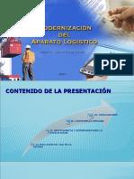 Modernizacion Aduana