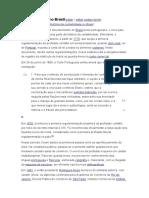 A Historia Da Contabilidade No Brasil