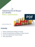 Evolución Administracion de Riesgos en Colombia Final