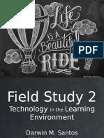 Field Study 3 Showcase