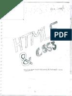 NareshIT HTML5 Notes