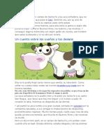 La Vaca Soñadora(Cuento)