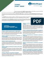 """10 PRINCIPIOS PARA EL DESARROLLO SOSTENIBLE DE LAS ÁREAS DE """"WATERFRONT"""" URBANO"""