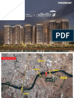Purva Silversands Floor Plan Brochure