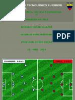 Cuniburo vs Chile