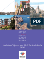 POSTULACIÓN DE VALPARAÍSO COMO SITIO DEL PATRIMONIO MUNDIAL UNESCO