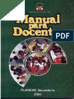 Manual Plan Cad Sec 2001