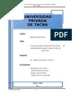Influencia Del Sistema Estructural en El Desempeño Sísmico II