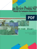 Review Web GIS