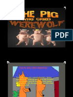THE PIG WHO CRIED WEREWOLF´´ diapositiva
