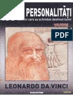100 de Personalitati 007 Leonardo Da Vinci
