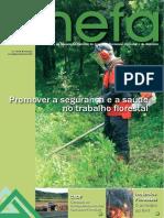 Revista Segurança Atividades Florestais