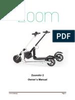 Zoom 2 Manual